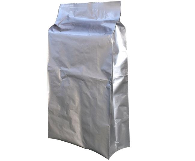 平口立体铝箔袋