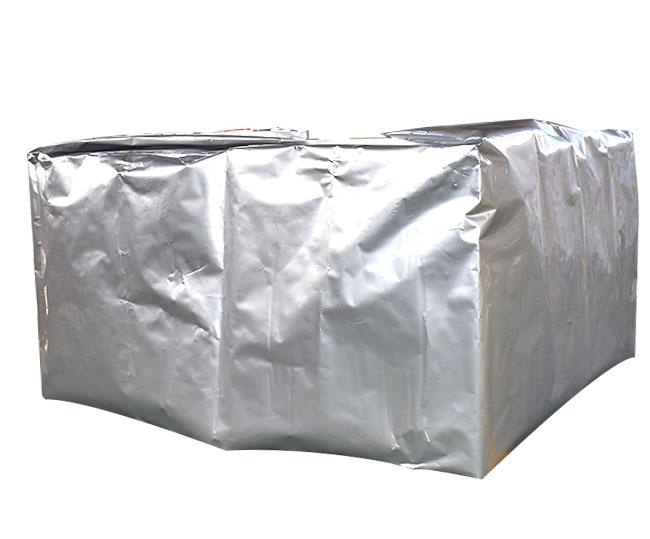 方形立体铝箔真空袋